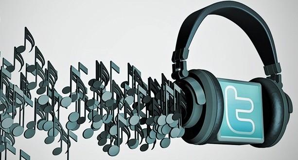 Twitter'ın müzik uygulaması Twitter#music hizmete girdi