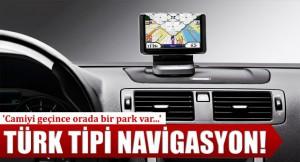 YolBil Turk yapimi navigasyon