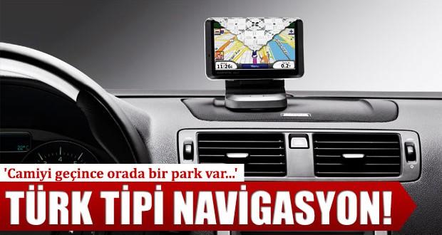 Türk Yapımı Navigasyon YolBil ile Kaybolmayın