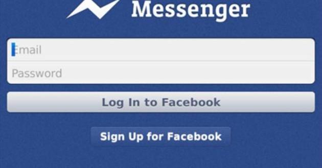 Facebook Messenger İle Ücretsiz Konuşun