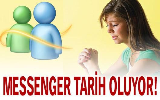 Messenger (MSN) Kapandı