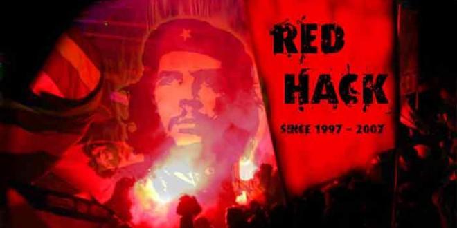 Redhack Çevre Bakanlığı'na Çattı