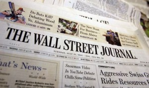 the wall street journal turkce