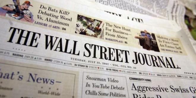 The Wall Street Journal Türkçe Yayınına Başladı