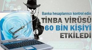 tinba virüsü