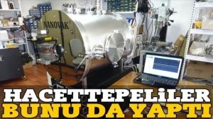 turk bilim adamlari uzay simulatoru