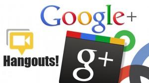 Hangouts google uygulamasi