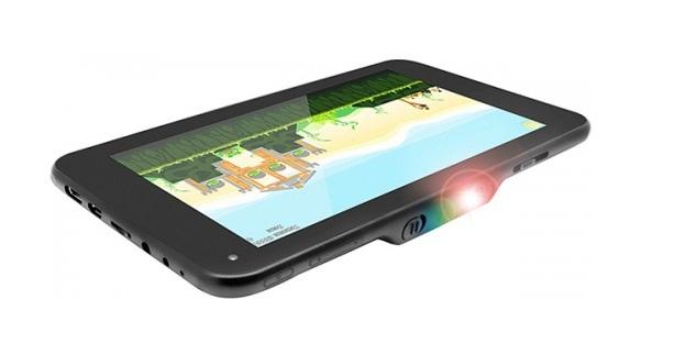 Projeksiyonlu Tablet Promate LumiTab