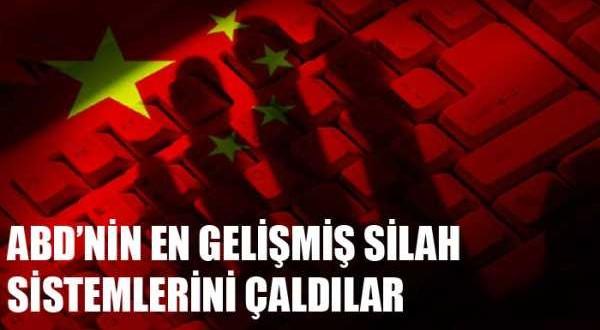 Çinli Hackerlar ABD Ordusunun Tasarımlarını Çaldı