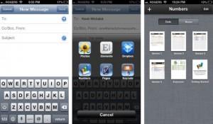 iOS 7 geliyor