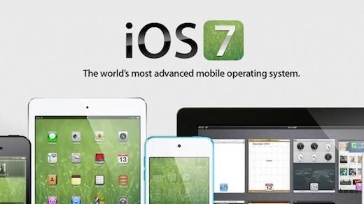 iPhone Yazılımları iOS 7 İle Güncellenecek