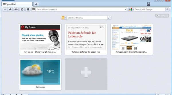 Opera Next Web Tarayıcısı İndirilmeye Hazır