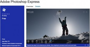 photoshop express indir