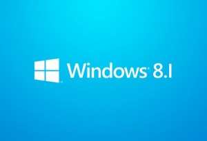 windows 8-1 geliyor