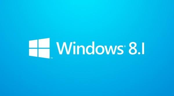 Windows 8.1 Kesinleşti