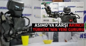 yerli uretim insansi robot akinci-2