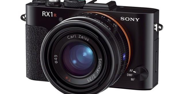 Sony RX1-R Fotoğraf Makinesi
