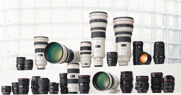 Canon 90 Milyon Lens Üretti