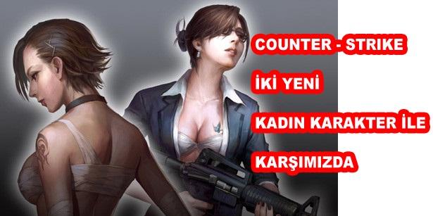 Counter Strike Online'a İki Yeni Kadın Karakter Eklendi