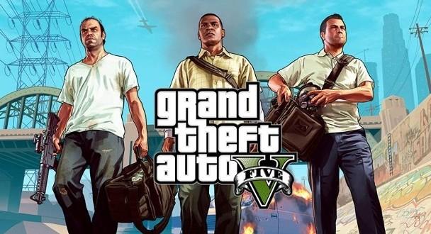 GTA 5 Oynayış Videosu İnternette Yayınlandı