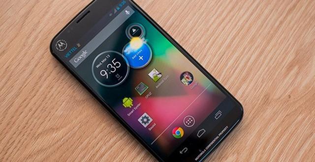 Motorola Moto X Tanıtıldı