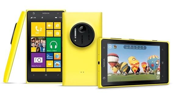 Nokia Lumia 1020 Satışı Başladı