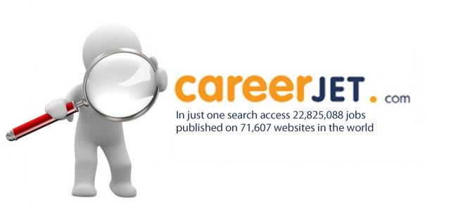 Careerjet İş Arama Motoru Türkiye'de ki Bütün İş İlanları