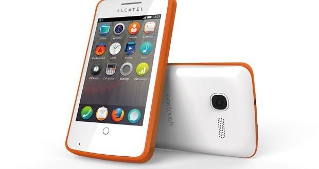 Firefox Beklenen Telefonunu Tanıttı