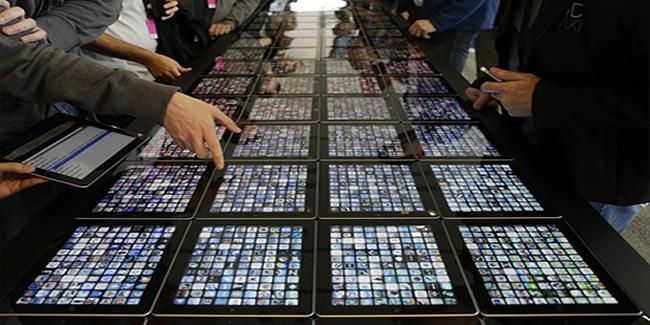 Apple, Büyük Ekran Planları Peşinde