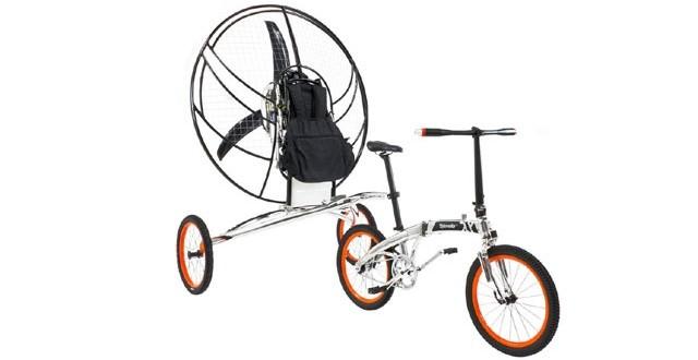 Paravelo Uçan Bisiklet