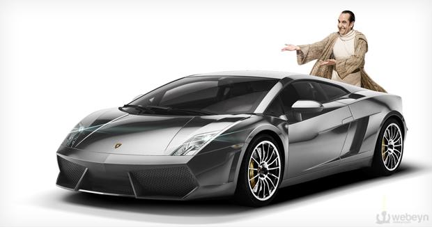 Yandex'in Lamborghinisi Sahibini Buldu