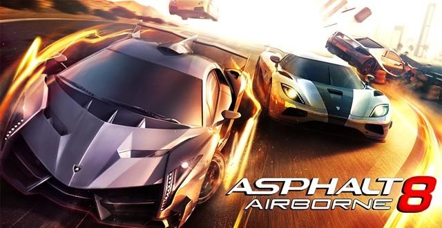 Asphalt 8 Airborne İndir