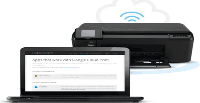 Masaüstü Yazıcınızı Google Cloud Print'e Ekleme (Resimli)