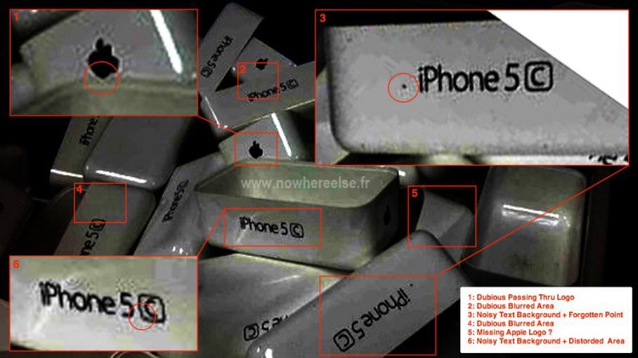 iPhone 5C geliyor