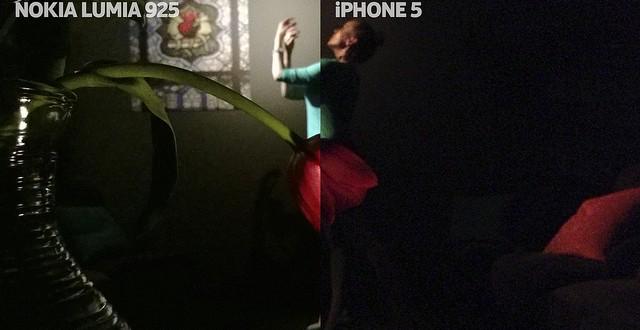 Lumia 925 ile iPhone Fotoğraf Kalitelerinin Karşılaştırması