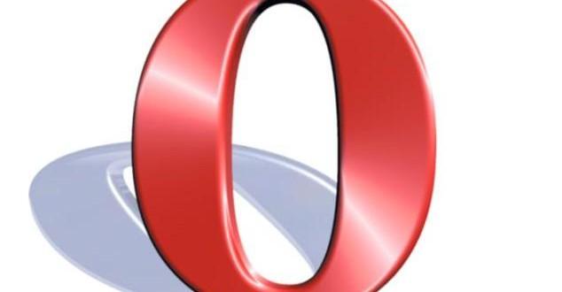 Opera Logosu Yenilendi