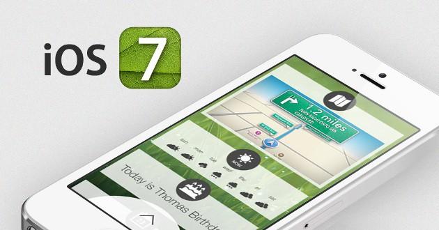 iOS 7 Nasıl Kullanılır