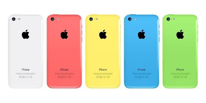 Ucuz iPhone 5C Yalnızca Lafta Kaldı