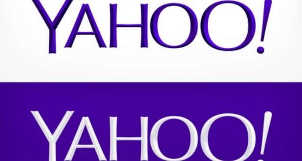 Yahoo Yeni Logosunu Buldu