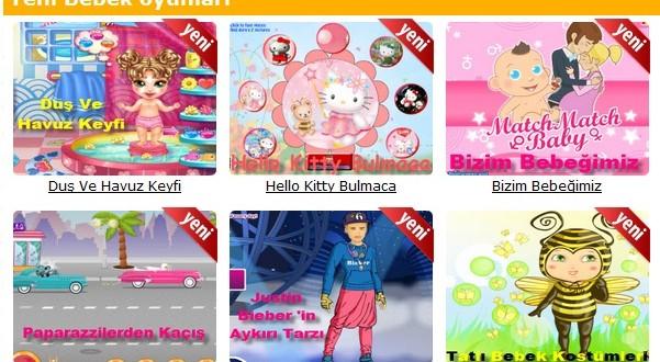 Barbie oyunları