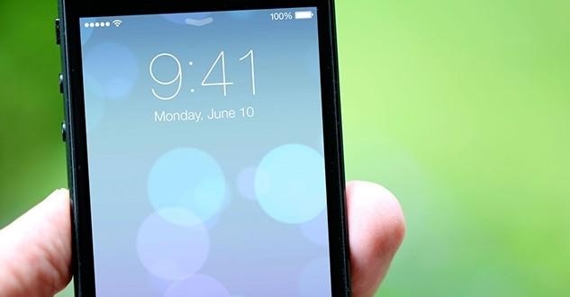 IOS 7 Çöktü (Mavi Ekran Hatası)
