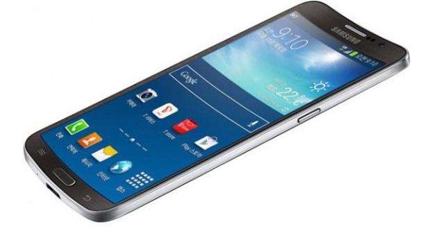 Samsung'un Kavisli Ekrana Sahip Akıllı Telefonu Galaxy Round