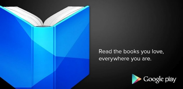 Google Play Books Uygulaması Şimdi de Türkiye'de