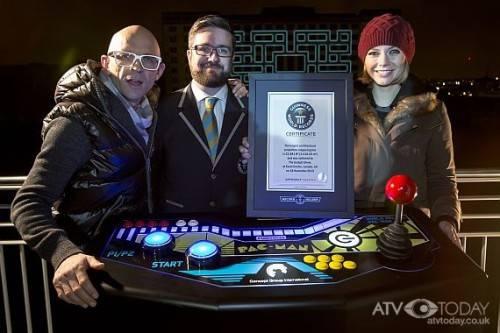 Pac-Man Rekor Kırdı
