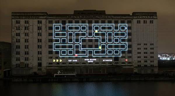 Pac-Man En Büyük Oynanabilir Oyun Olarak Rekor Kırdı