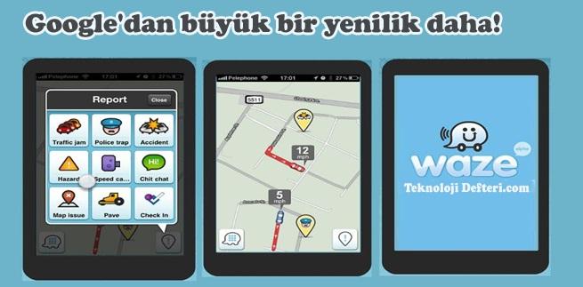 Waze'i Artık Ünlüler Seslendirecek