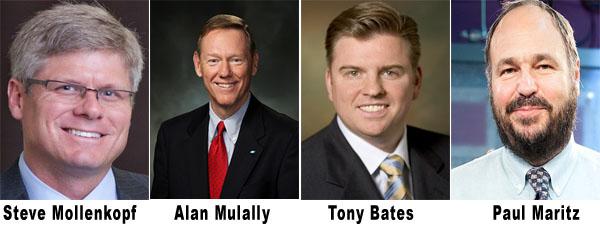 Microsoft guclu CEO adaylari
