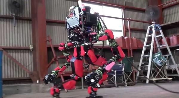 Dünyanın En Gelişmiş İnsansı Robotu Schaft