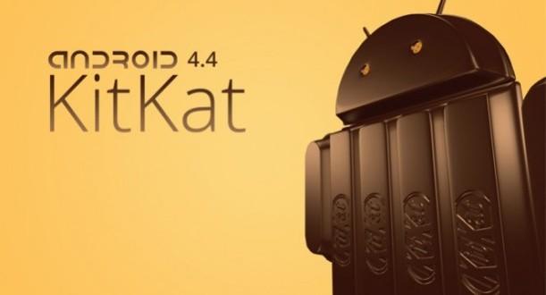 Android 4.4.2 Geldi