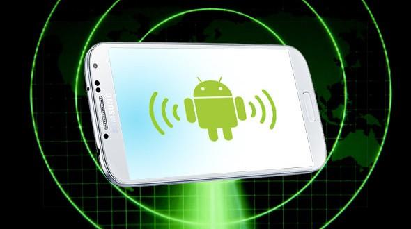 Çalınma ve Kaybolmalara Karşı Android Cihaz Yöneticisi